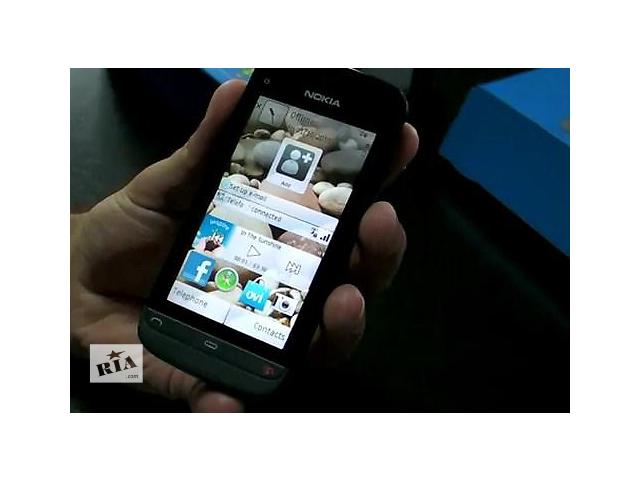 купить бу Телефон Nokia C5-03 оригинал в Киеве