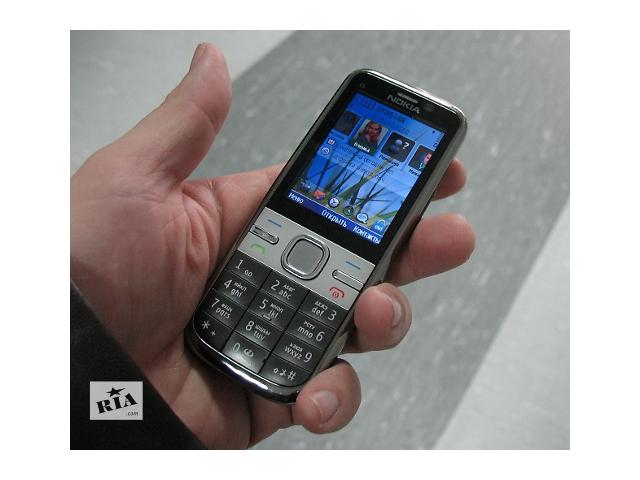 Телефон Nokia C5 оригинал- объявление о продаже  в Киеве
