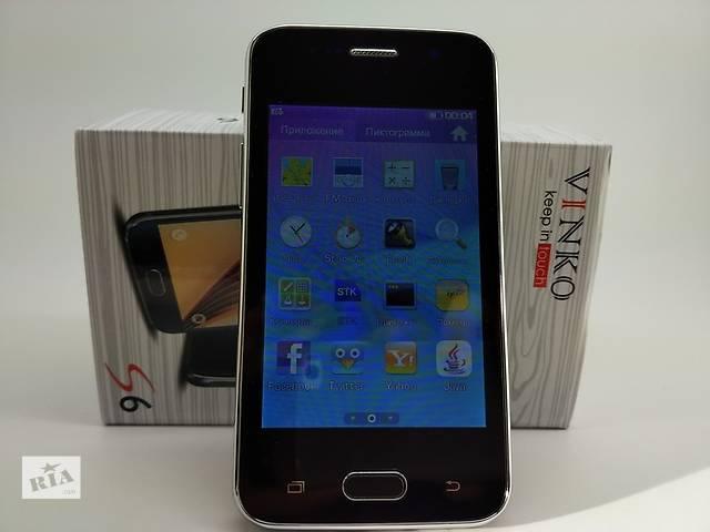 Телефон Samsung Galaxy S6 Vinko JAVA копия 2SIM- объявление о продаже  в Львове