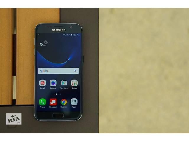 Телефон Samsung GALAXY S7- объявление о продаже  в Луцке