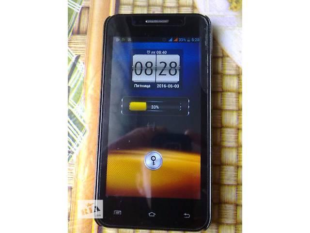 купить бу Телефон THL W100 4 ядра 2 SIM 2 батареи в Виннице