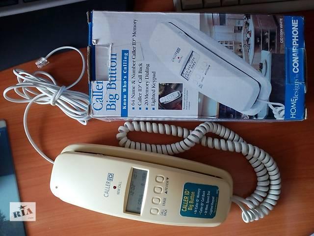 купить бу Телефон с определителем номера в Львове