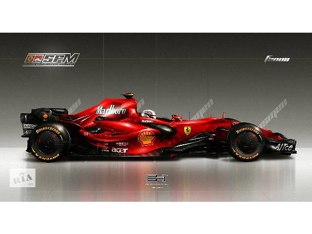 купить бу Телефон-машинка Ferrari F1 в Одессе