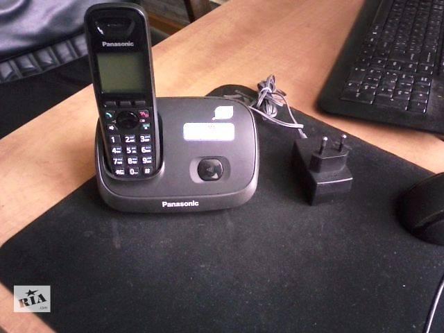 бу Телефон радио Panasonc Tg 6511 в Киеве