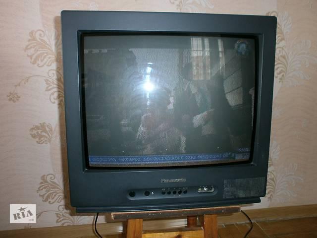 купить бу Телевiзор Panasonic TX-21JT1P/B 21 дюйм(54см),у вiдмiнному станi в Тернополе
