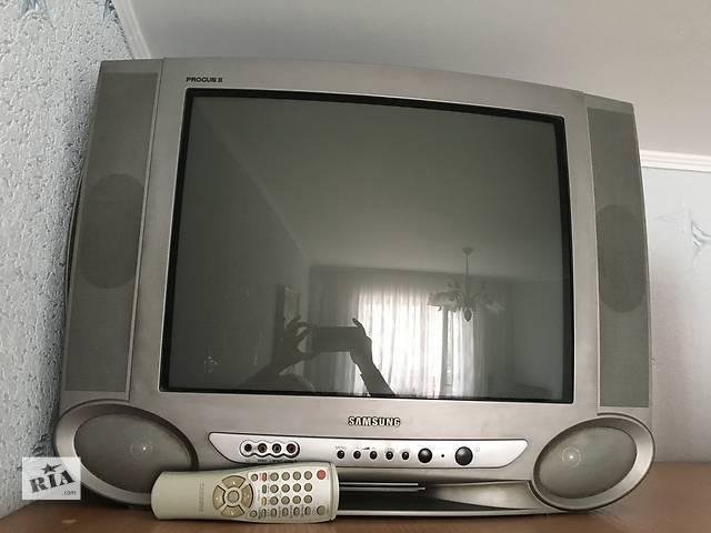 продам Телевизор Samsung Progun II бу в Хмельницком