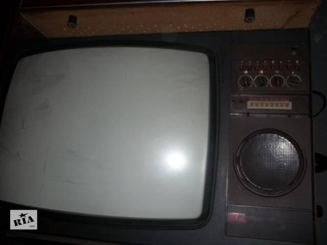 телевизор Электрон Ц282д-на детали- объявление о продаже  в Кременчуге