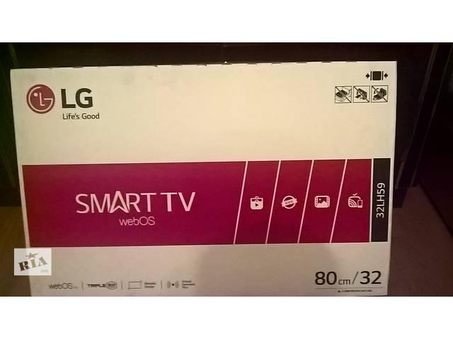 Телевизор LG 32LH590U- объявление о продаже  в Одессе