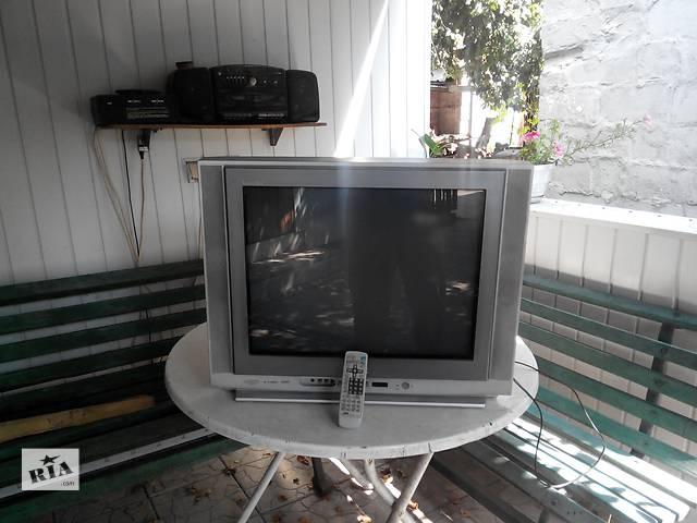 Телевизор с плоским экраном JVC AV-2568TEE- объявление о продаже  в Харькове
