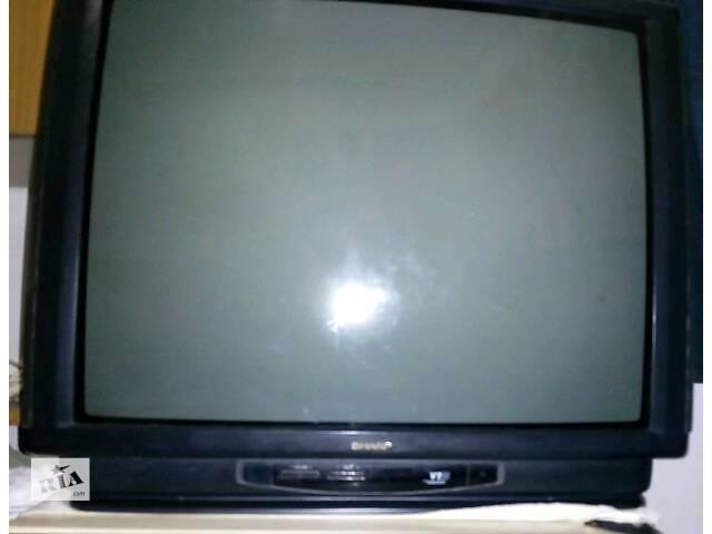 продам телевизор Sharp 70cm б/у в отличном состоянии бу в Киеве
