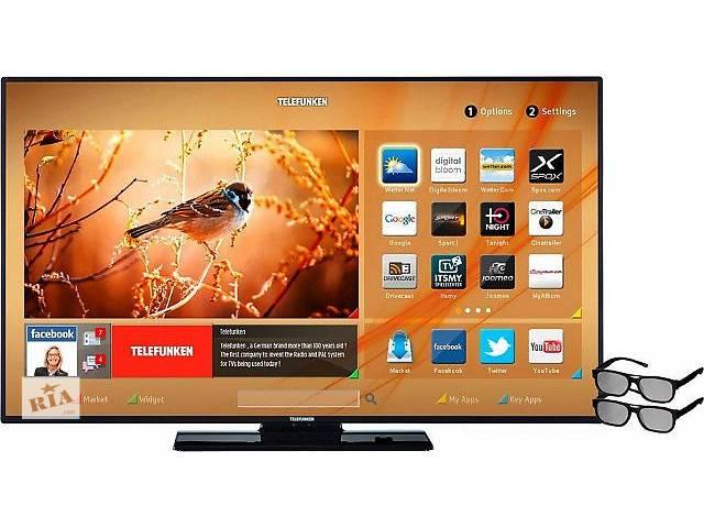 Телевизор Telefunken L48F249N3C-3D (Телефанкен)- объявление о продаже  в Харькове