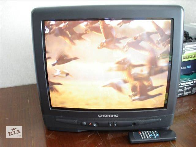 Телевизор грюндик