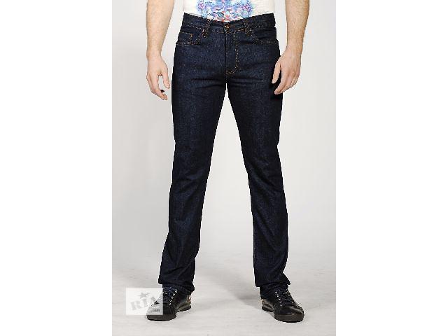 бу Темно-синее джинсы классического кроя от Armani Jeans в Киеве