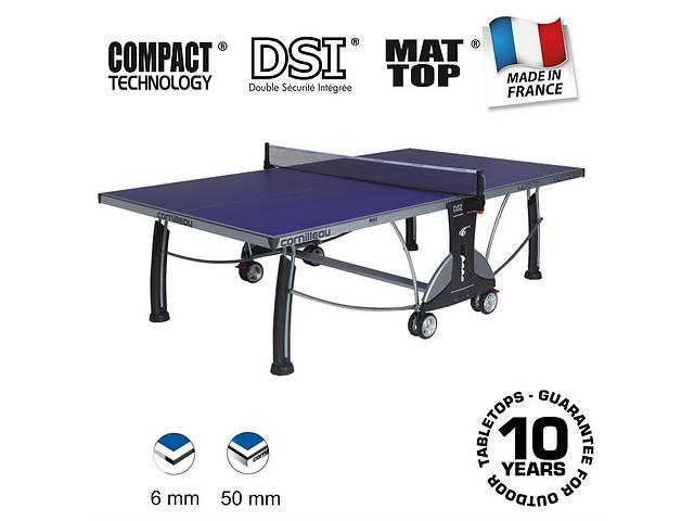 Теннисный стол всепогодный Cornilleau SPORT 400M (Серый)- объявление о продаже  в Киеве
