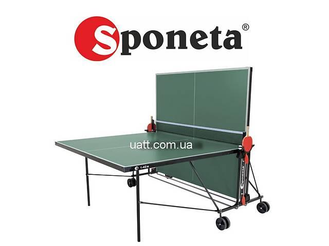 продам Теннисный стол всепогодный SPONETA S1-42 е 4 мм бу в Киеве
