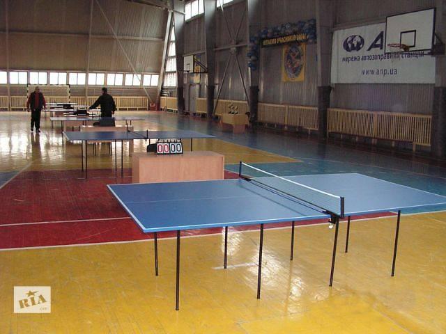 продам Теннисный стол МРИЯ (18 мм) от производителя бу в Киеве