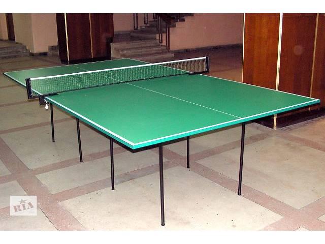 продам Теннисный стол Мрия от производителя ( 18 мм ) бу в Киеве