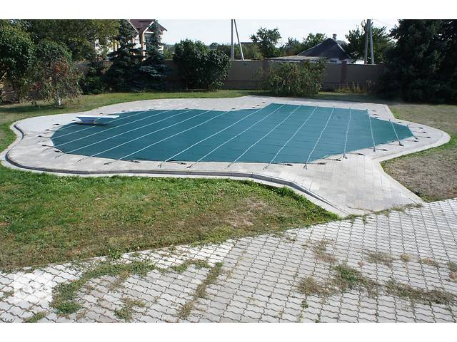 бу Тент для бассейна в Киеве