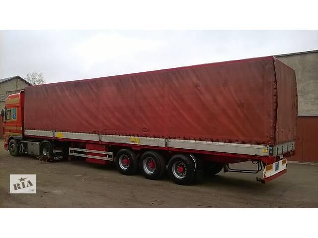 Тент для полуприцепа для грузовиков- объявление о продаже  в Ивано-Франковске