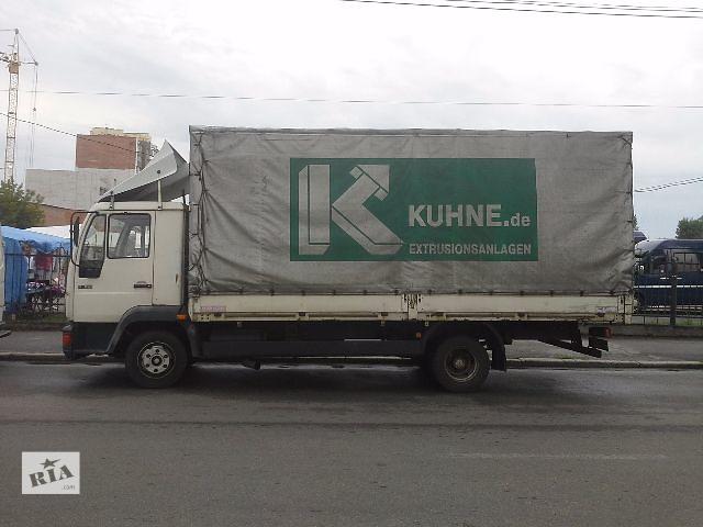 продам Тентований кузов 6.1х2.45х2.4м бу в Виннице