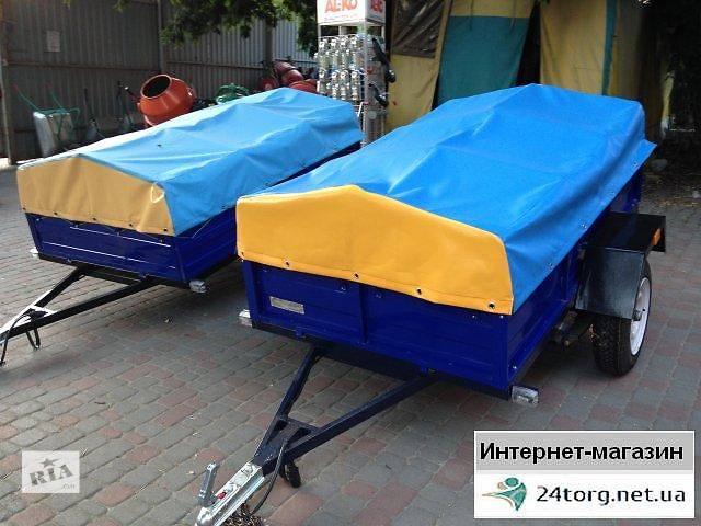 бу Тенты на прицепы в Харькове