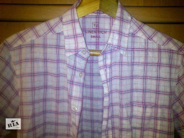 Тениска TU (Рубашка с коротким рукавом) S-M- объявление о продаже  в Днепре (Днепропетровск)