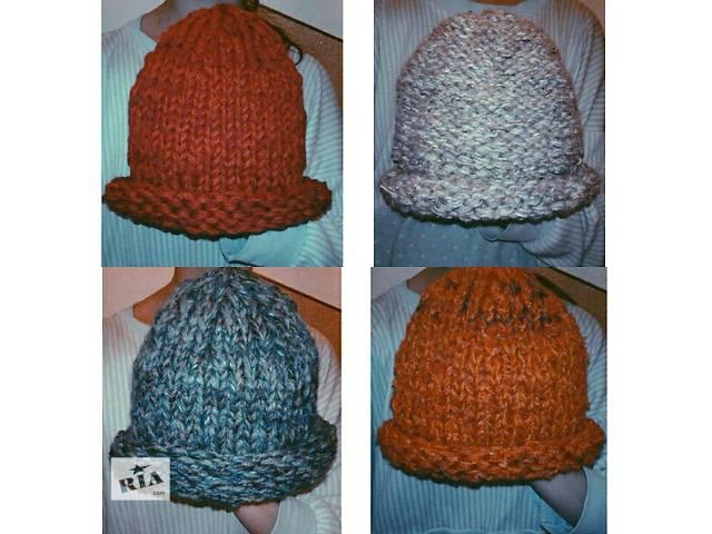 Тепла зимова шапка- объявление о продаже  в Львове