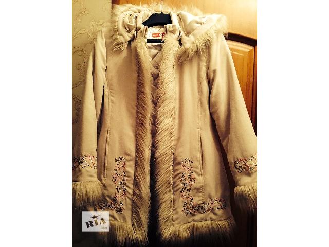 продам Теплая куртка бу в Сумах