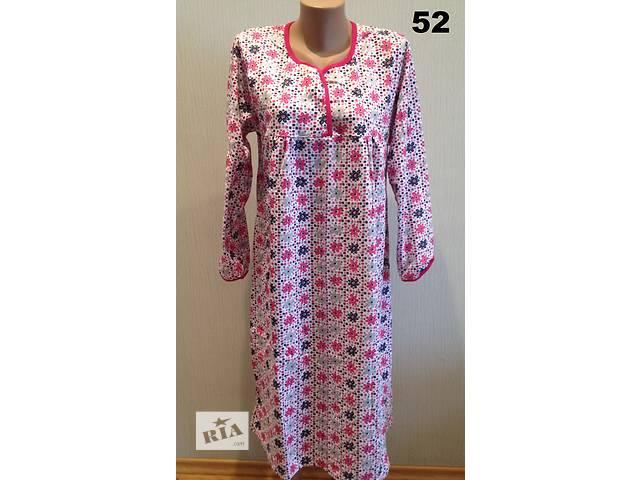 продам Утепленная ночная сорочка ночнушка Р. с 52 по 60 бу в Вышгороде