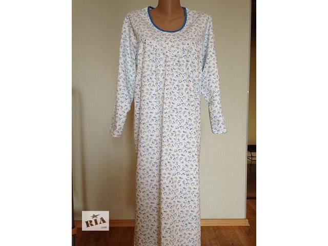 продам Утепленная ночная сорочка ночнушка Р. с 50 по 60 бу в Вышгороде