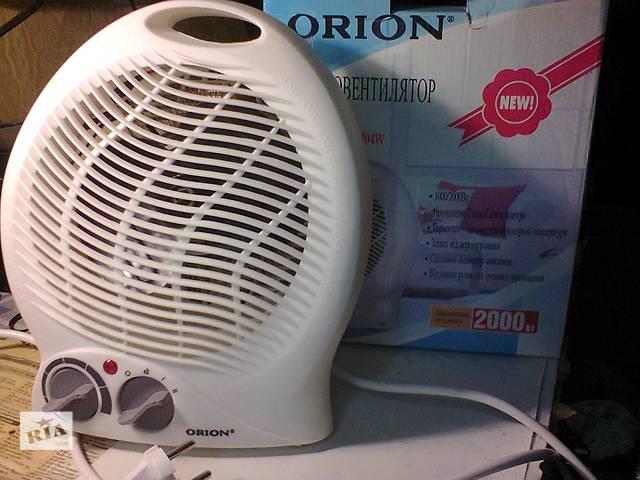 Тепловентилятор- объявление о продаже  в Вольногорске