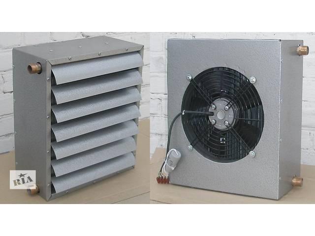 Тепловентиляторы «АТОМ» АВО-10- объявление о продаже  в Северодонецке