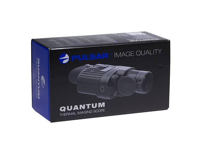 купить бу Тепловизор Pulsar Quantum XQ38 (50 Гц; до 1400 м). Новинка 2016 года! в Киеве