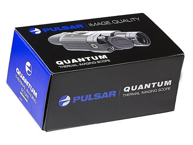 купить бу Тепловизор Pulsar Quantum XQ50 (50 Гц; до 1800 м). Новинка 2016 года! в Киеве
