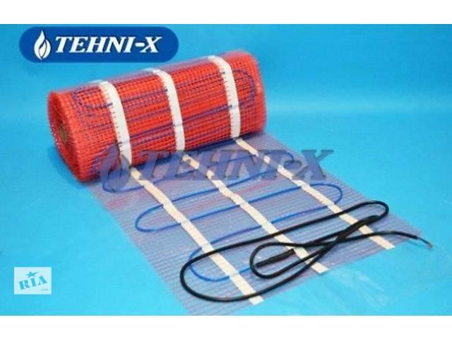 Теплый пол Техникс SHHM-1800-12,0 м2. Электрический мат.- объявление о продаже  в Львове