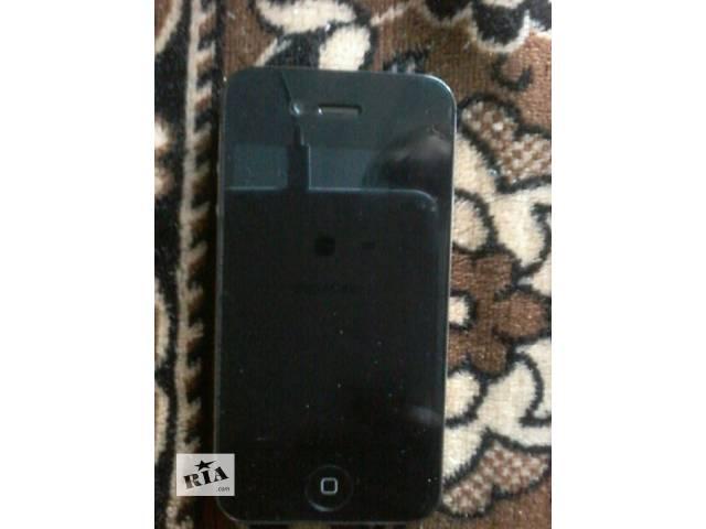 бу Терміново продаю телефон iphone 4s 16гб в Тернополе