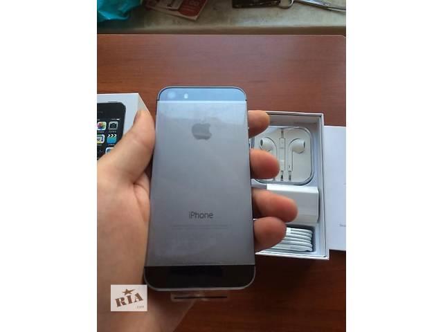 бу Терміновий Прожаж iPhone 5s 64 space gray/silver/gold в Новограде-Волынском