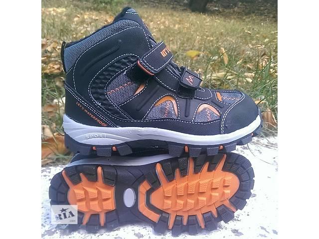 бу Термо ботинки для мальчика, 32-37р в Киеве