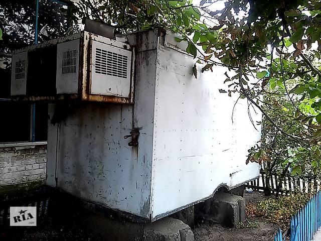 купить бу Термобудка 9 м. куб. с холодильным агрегатом ФАК-1,5  в Мелитополе