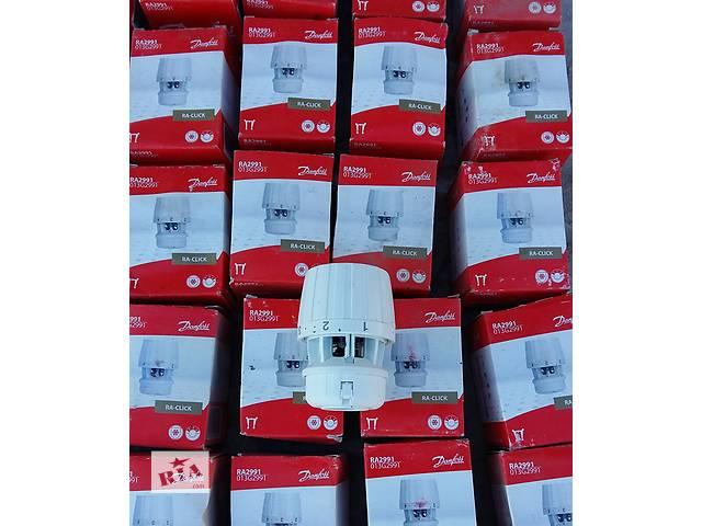 купить бу Термоголовка Danfoss RA2991 RA-CLICK в Днепре (Днепропетровск)