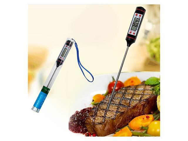 Термометр для кухни электронный. Градусник со щупом цифровой по Украине, цена,видео- объявление о продаже  в Киеве