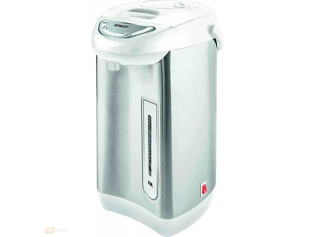 продам Термопот SCARLETT SC-ЕТ10D01 белый бу в Киеве