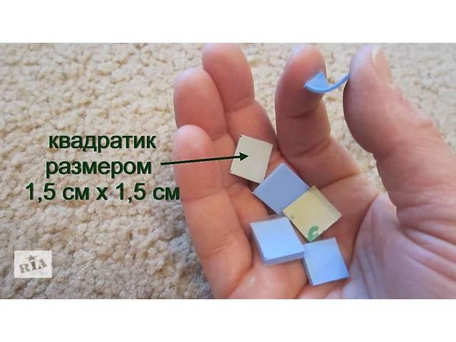 продам Термопрокладка - набор- 24шт: 0,5-2,5 мм -охлаждение ноутбуков и видео  бу в Харькове