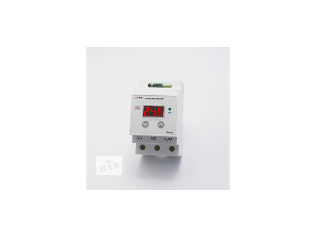 бу Терморегулятор (термореле) 40А (8.8 кВт) в Днепре (Днепропетровске)
