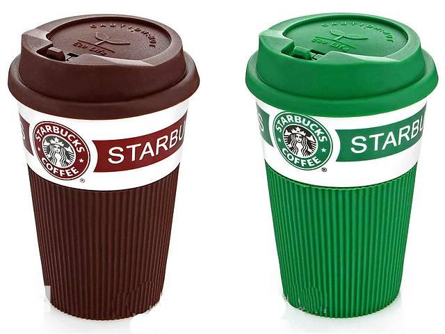 купить бу Термостакан (чашка) Starbucks Brown в Киеве