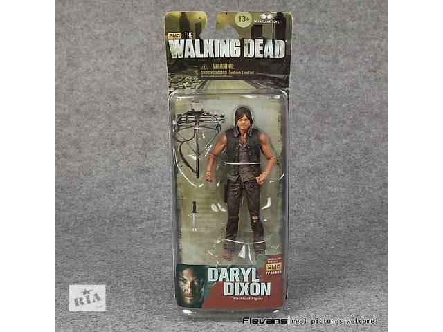 продам The Walking Dead Дэрил Диксон С Оружием ПВХ бу в Ковеле