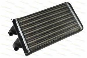 Радиатор печки Fiat