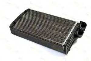 Радиатор печки Peugeot