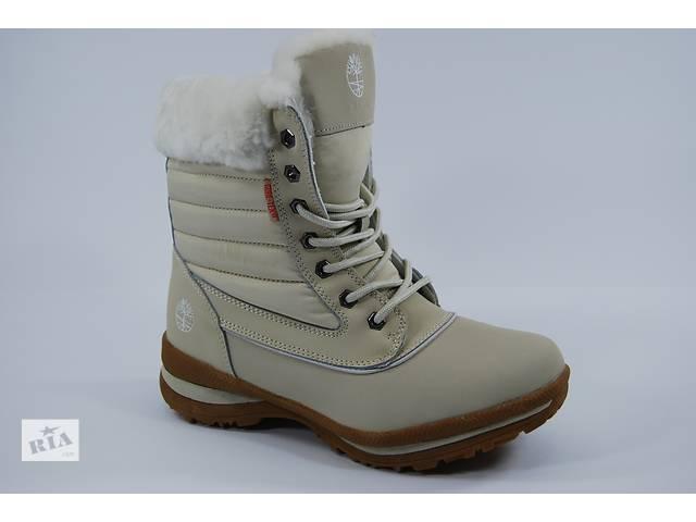 купить бу Timberland женские зимние ботинки в Киеве