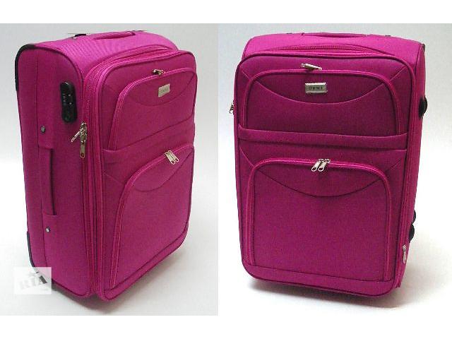 продам Тканевые чемоданы - двухколесные cредние. Много цветов бу в Виноградове